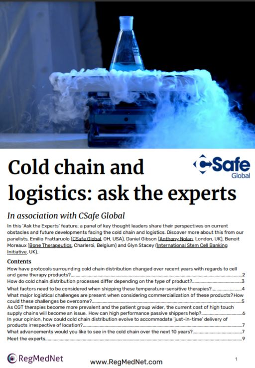 Cold Chain and logistics